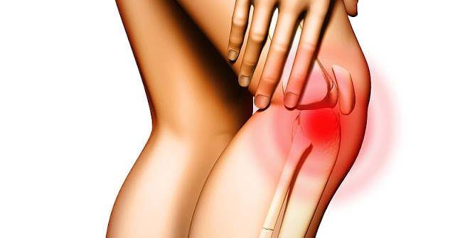 Osteoarthritis is a disease where the cartilage of the joints wears away, and the bones start to rub together.