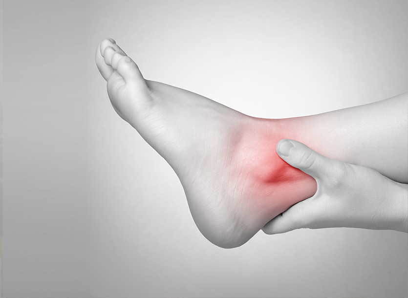 Total ankle arthroplasty boosts patients' range of motion and improves quality of life